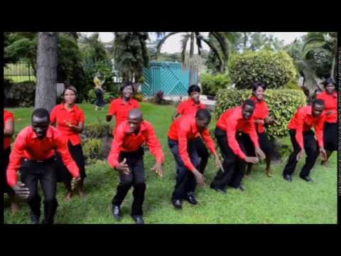 Holy Cross Church Choir Nacishupa Official Video