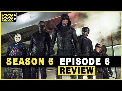 Arrow Season 6 Episode 6 Review & Reaction | AfterBuzz