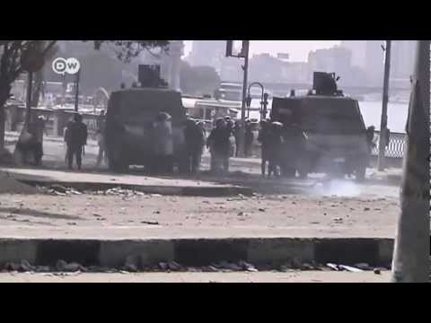 Egypt protests continue despite overnight curfew in three cities | Journal