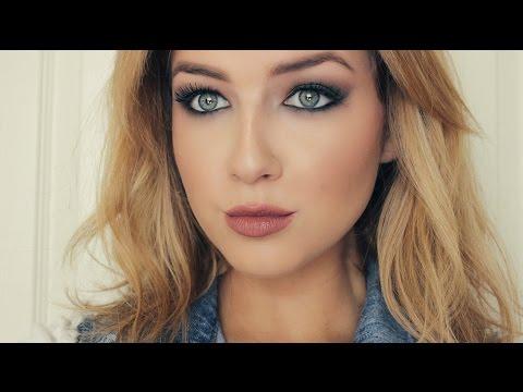 Grunge Inspired Makeup | LoveShelbey
