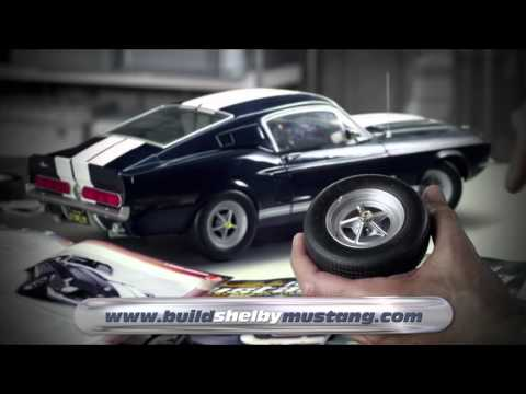 Build Your Own Mustang >> Ford Shelby Mustang Model Modelspace