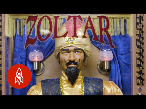 Your Wish Is Granted: Building Zoltar by Hand
