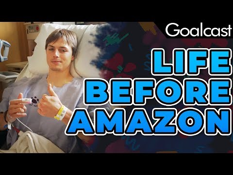 From Rock Bottom To Making Millions On Amazon FBA - Behind The Scenes Of My Goalcast Interview! thumbnail