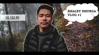 Bhaley Dhunga Vlog #1  NEW SKYWALK OF SIKKIM  