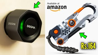 8 SMART GADGETS FOR HOME AVAILABLE ON AMAZON | Gadgets under Rs100, Rs200, Rs500 and Rs20k