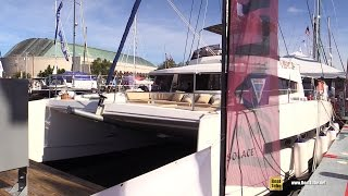 2015 Bali 4.3 Catamaran - Deck and interior Walkaround - 2015 Annapolis Sail Boat Show
