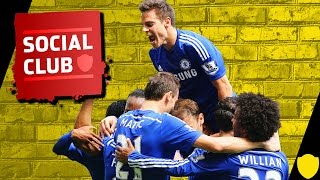 WILL CHELSEA HAVE THE TITLE WON BY FEBRUARY? | SOCIAL CLUB