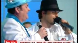Formatia Azur - Se marita Mona duet cu trupa 0 LIVE la Pro TV 2013