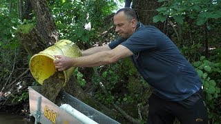 Kako otkriti zlato u rijekama?