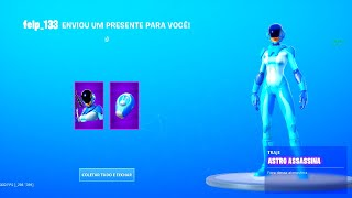 NOUVEAU - SKIN GEMINI ASTRO ASSASSIN FINALLY in the SHOP 07/09/19 Fortnite..!