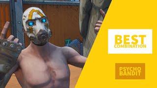 Best Combos | Psycho Bandit | fortnite Skin Review