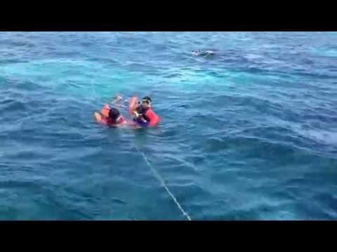 InterVarsity Trinidad Mission Trip 2014. Tobago Visit and Tour Snorkeling