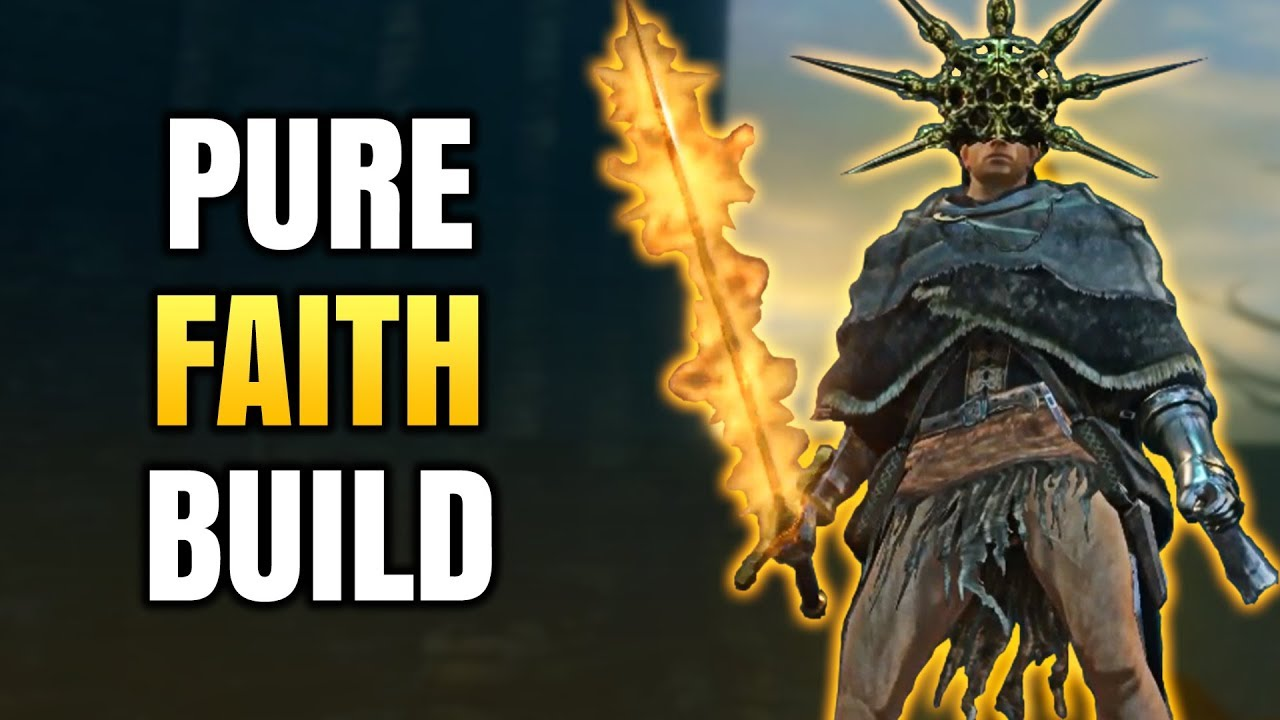 Dark Souls Remastered - Pure Faith Build (PvP/PvE)