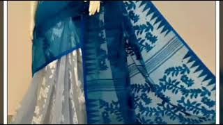 Jamdani saree,shrml,Arjish saree Collection what'sapp no +918001717097