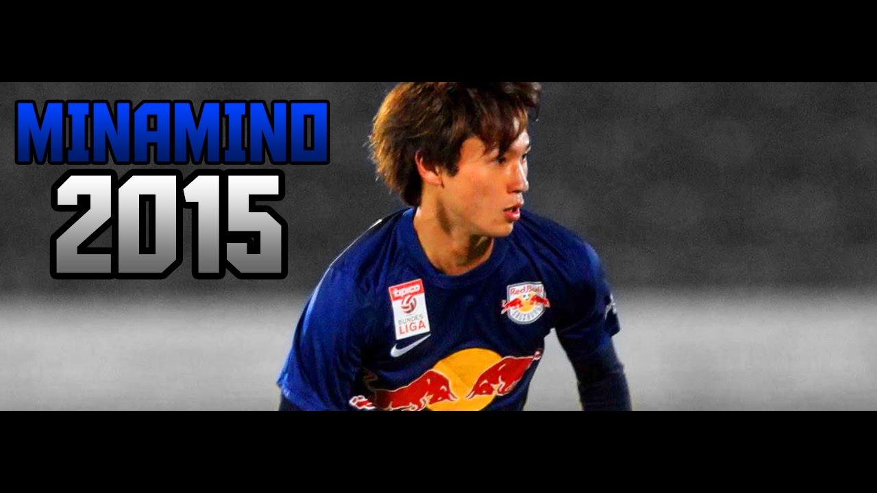 """TAKUMI MINAMINO 南野 拓実 Red Bull Salzburg 2015 """"Infectious ..."""