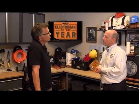 Tradesman TV: Electrician of the Year 2015