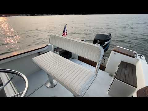 1988 Wellcraft V20 Open Center Console For Sale