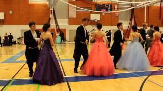 Wanhojen tanssit Loimaan lukiossa 14.2.2014, Salty Dog Rag
