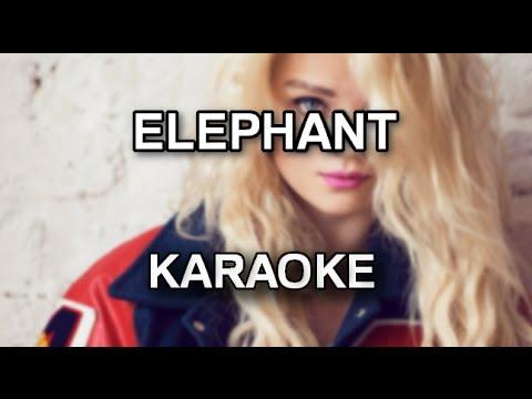 Margaret - Elephant [karaoke/instrumental] - Polinstrumentalista