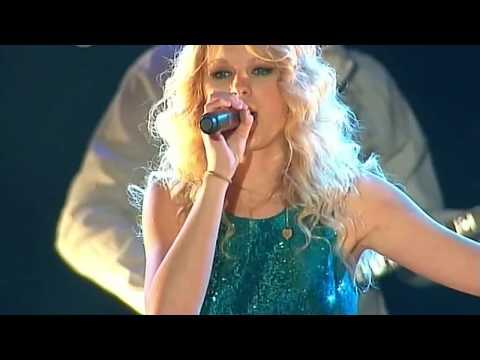 Taylor Swift Love Story Live In Australia 2009