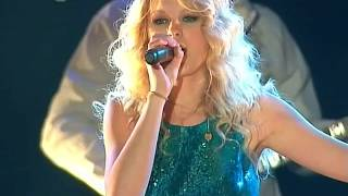 Taylor Swift Love Story Live In Australia 2009