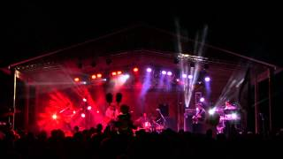 Travel – The Heavy Pets @ Aura Music and Arts Festival 2014