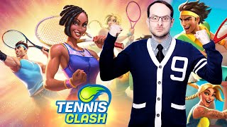 Tennis Clash: Stevinho Mobile Tipp