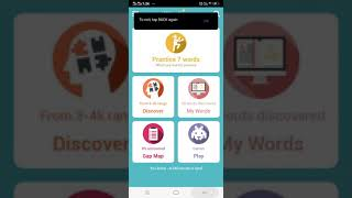 English learning app