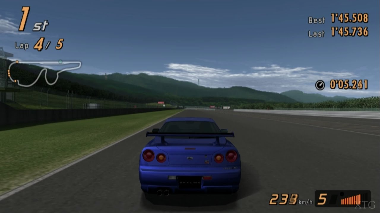 gran turismo 4 prologue ps2 gameplay hd pcsx2 youtube. Black Bedroom Furniture Sets. Home Design Ideas