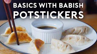 Potstickers   Basics with Babish