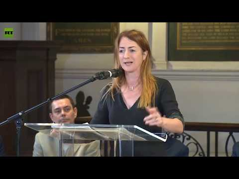 Clare Daly - 'Imperialism on Trial - Free Julian Assange' - 12th June 2019