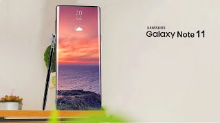 Samsung Galaxy Note 11 - Design Changes, 3 Front Facing Cameras!!!