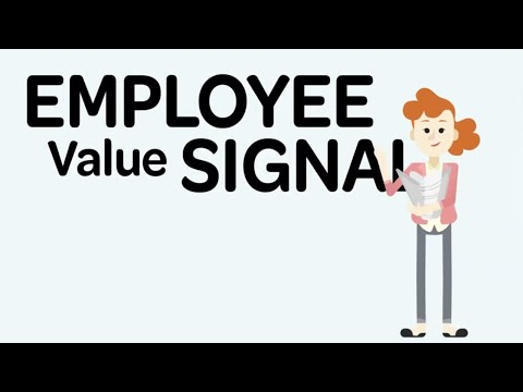 How to Signal Your Value to Employers