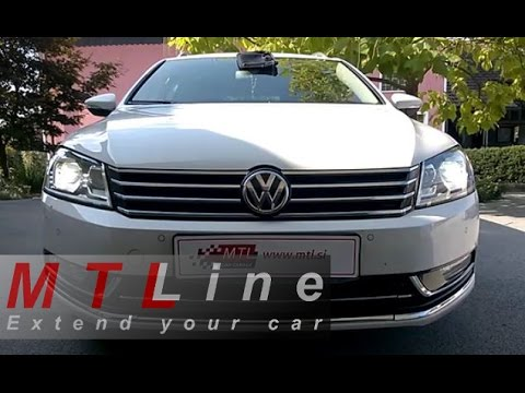 vw passat b7 automatic coming home activation vkljuitev samodejne coming home funkcije