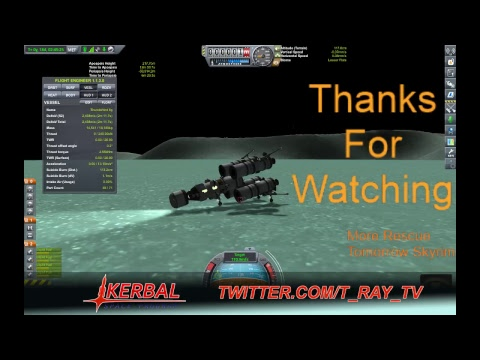 Kerbal Space Program day 74, Because 73 is never enough!
