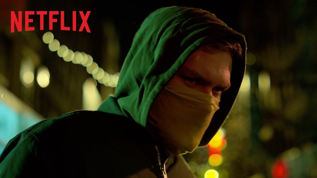 Iron Fist Trailer