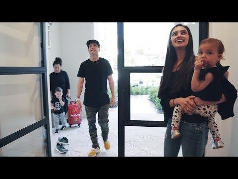 The Dyrdek Family House Reveal