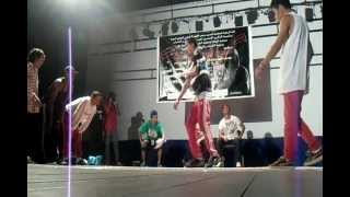 Original Crew vs 3anda Team battle Festival bouira 2 Edition 2012