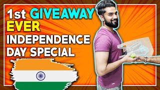 Giveaway Contest | Skin Care & Hair Styling Products |Independence Day Surprise For Gabrus