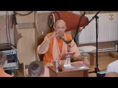 Шримад Бхагаватам 1.8.30 - Бхакти Ананта Кришна Госвами