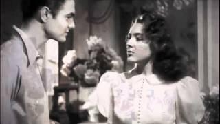 Louis Jourdan & Micheline Presle dans La Comédie Du Bonheur (1940).