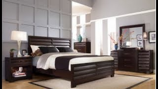 Bedroom furniture set king size bedding furniture bedding sets for the family - YouTube