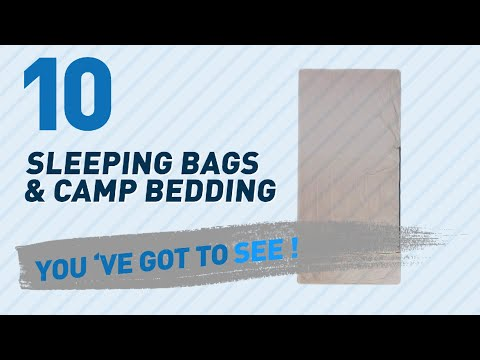 Panda Superstore Sleeping Bags Collection // Top 10 Best Sellers