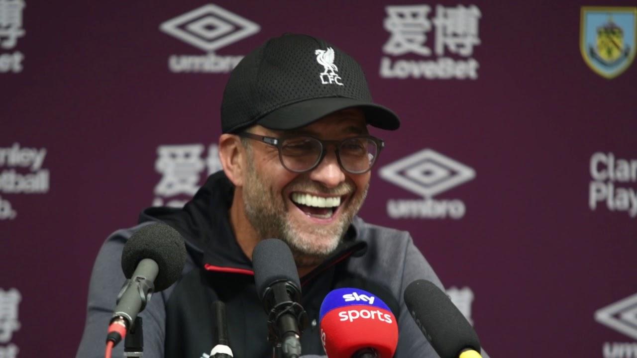 PL REPORT: Burnley 0 Liverpool 3
