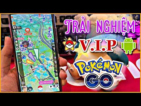 [PGSharp] 🤘 Trải nghiệm VIP Key trong Pokémon Go ❤️ | Tôi có nên mua VIP hay không? | Tiger U VLOG