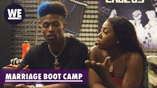 Bianca Is Over the Verbal War w/ Chozus 🤬💣  | Marriage Boot Camp: Hip Hop Edition