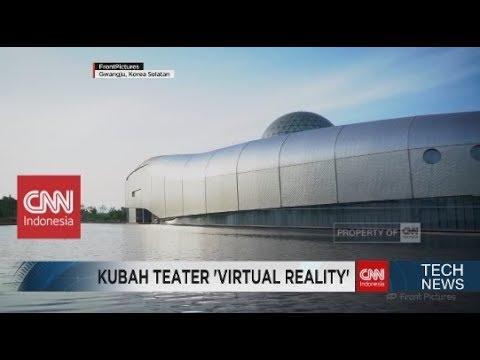 Masa Depan Dunia Sinematografi 'Kubah Virtual Reality Pertama di Dunia