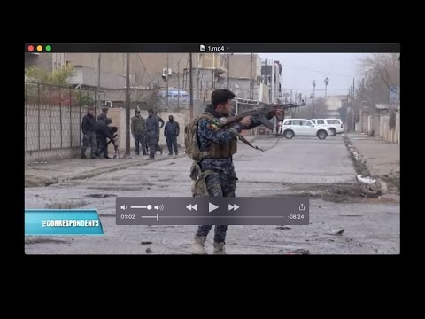 Mosul - Final Push Against IS Militants
