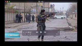 Mosul - Final Push Against IS Militants