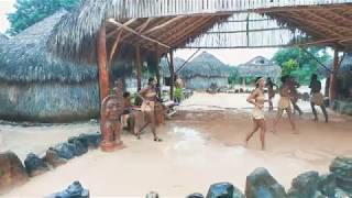 Tribal Dance - Native Taino Tribe
